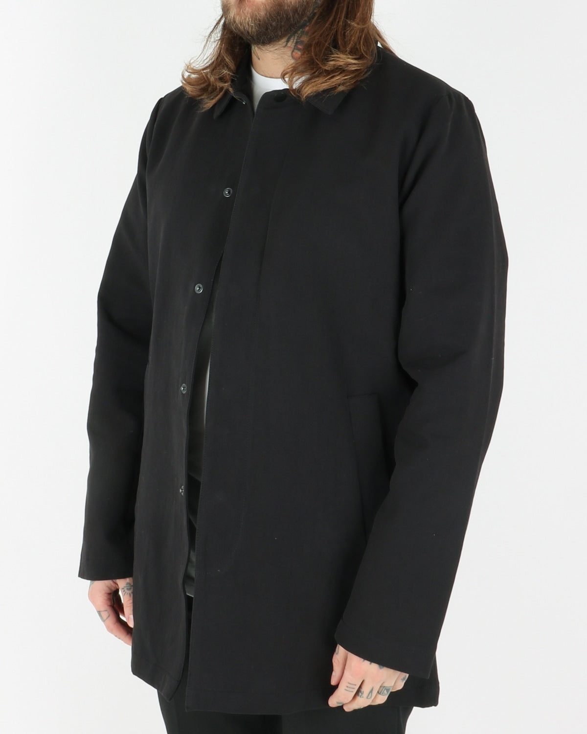 legends_spring mac coat_black_view_2_4