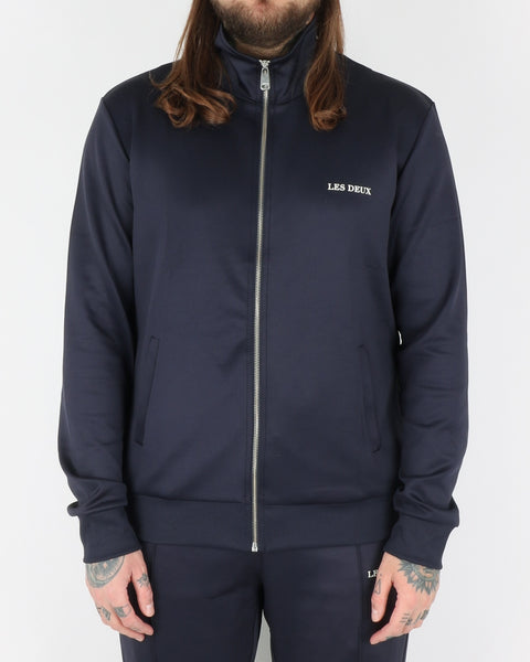 les deux_ballier track jacket_dark navy_view_1_3