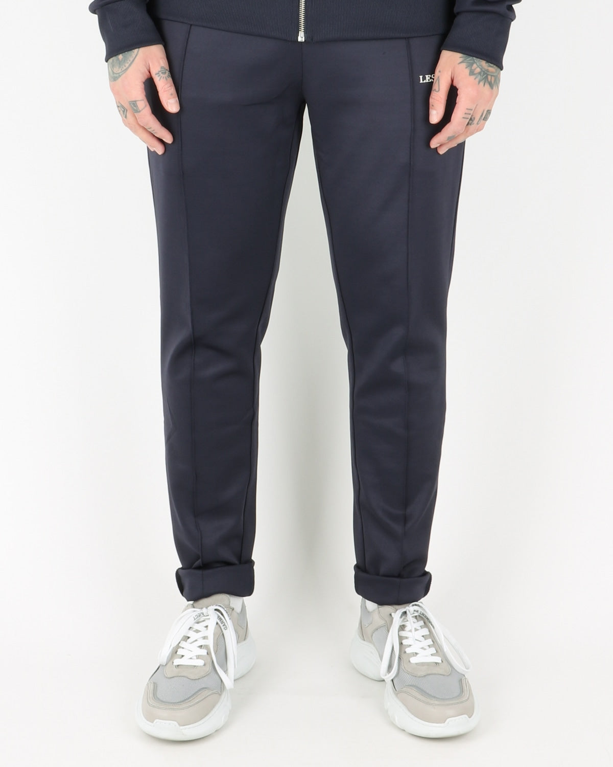 les deux_ballier track pants_dark navy_view_2_3