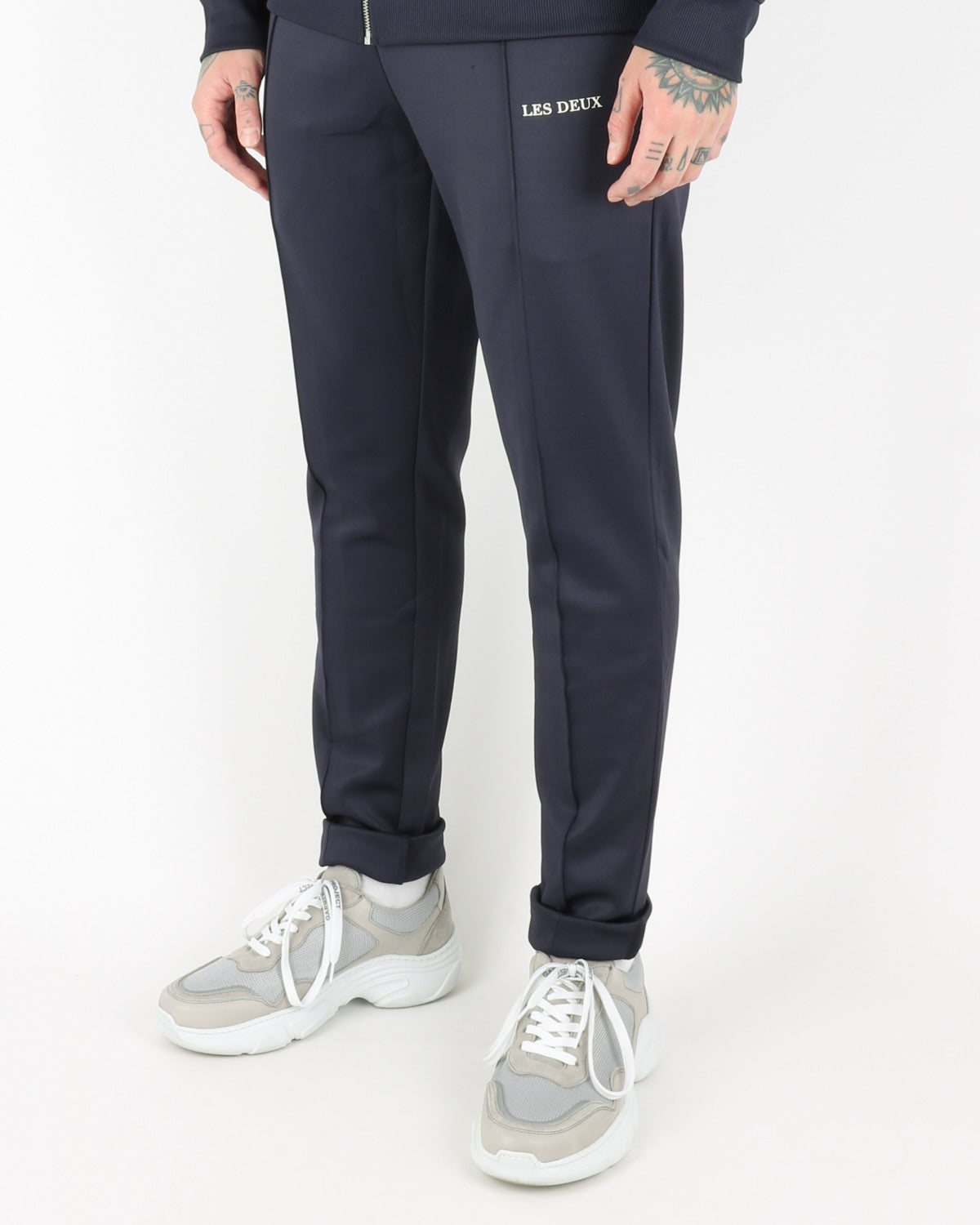 les deux_ballier track pants_dark navy_view_1_3