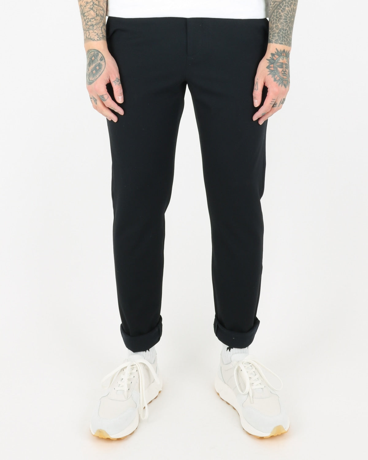 les deux_como suit pants_navy_view_1_3