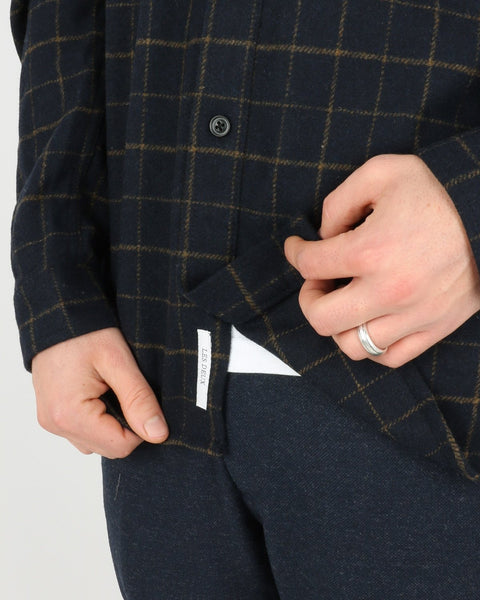 les deux_dines shirt jacket_dark navy_4_4