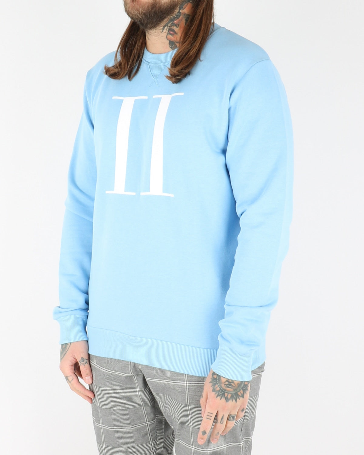 les deux_encore light sweatshirt_placid blue white_view_2_3