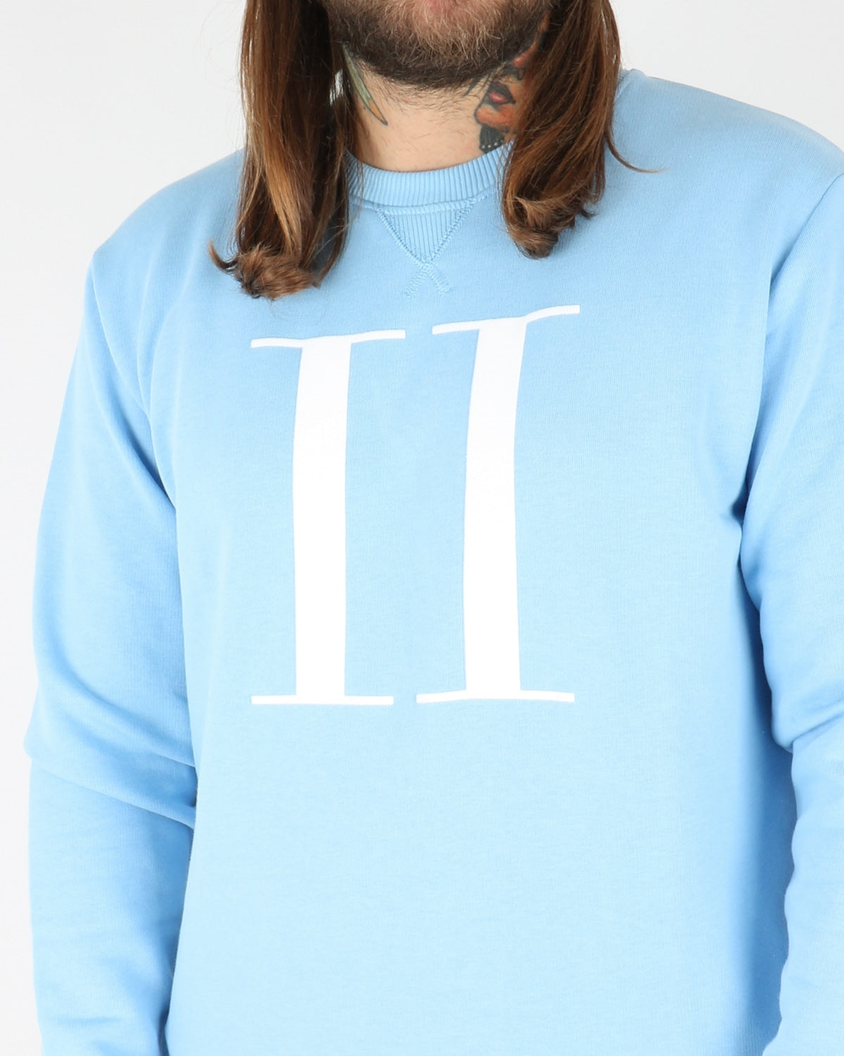 les deux_encore light sweatshirt_placid blue white_view_3_3