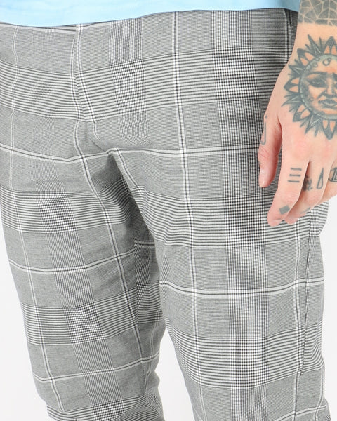 les deux_lugano suit pants_grey/black_view_3_3