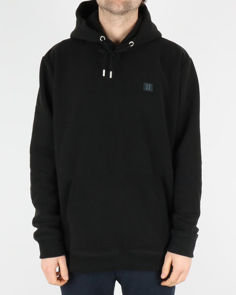 les deux_piece fleece hoodie_black_1_3