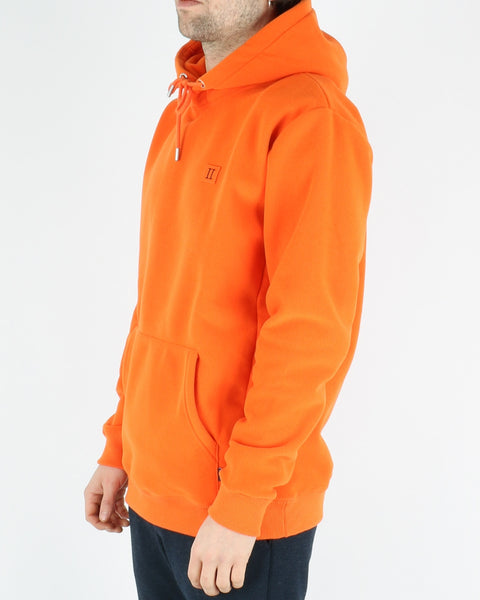 les deux_piece fleece hoodie_orange_3_3