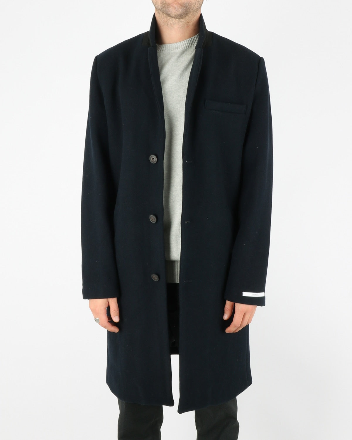 les deux_madison wool coat_dark navy_1_4