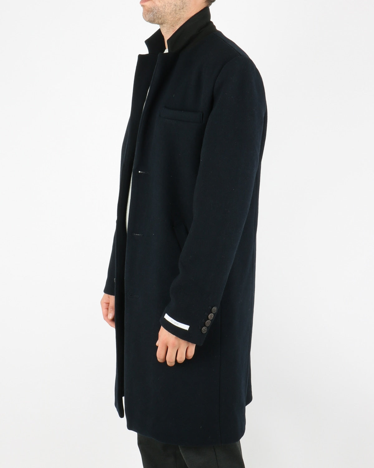 les deux_madison wool coat_dark navy_2_4