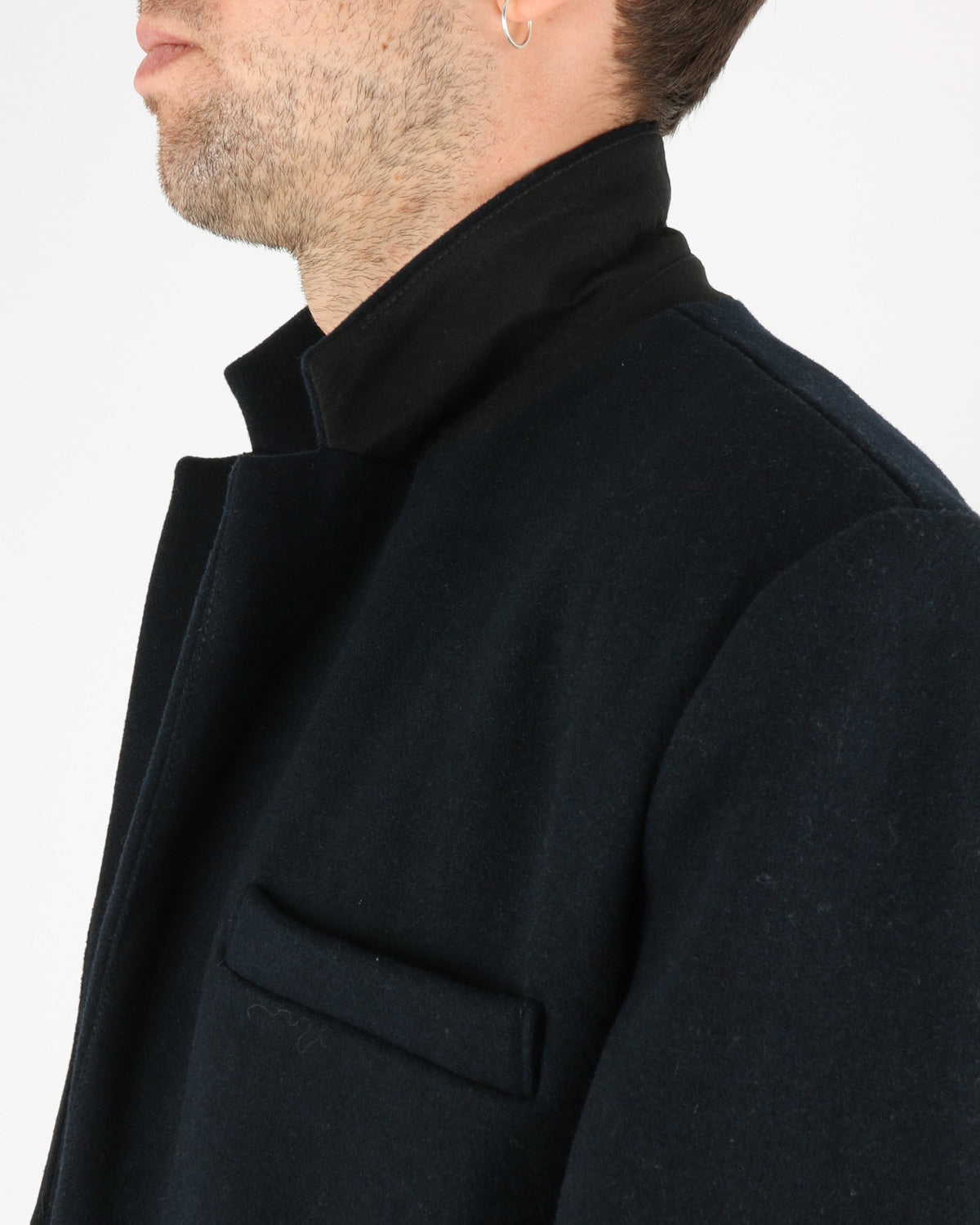les deux_madison wool coat_dark navy_3_4