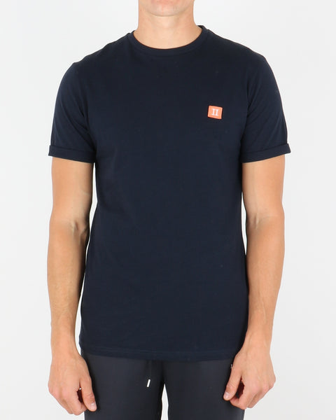 les deux_piece t-shirt_dark navy papaya_1_3