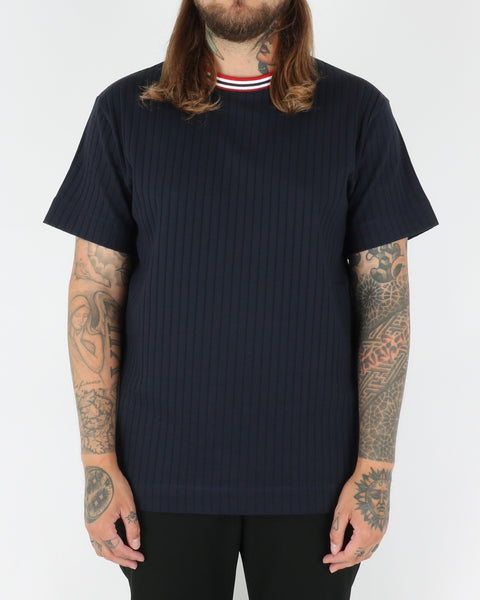 Libertine Libertine Action Tee, navy