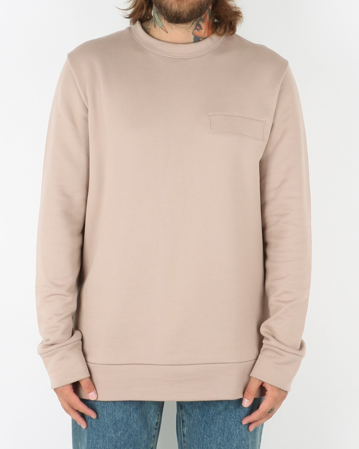 libertine libertine_east sweatshirt_nude_view_1_3