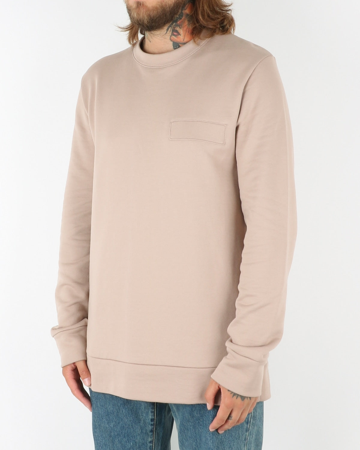 libertine libertine_east sweatshirt_nude_view_2_3