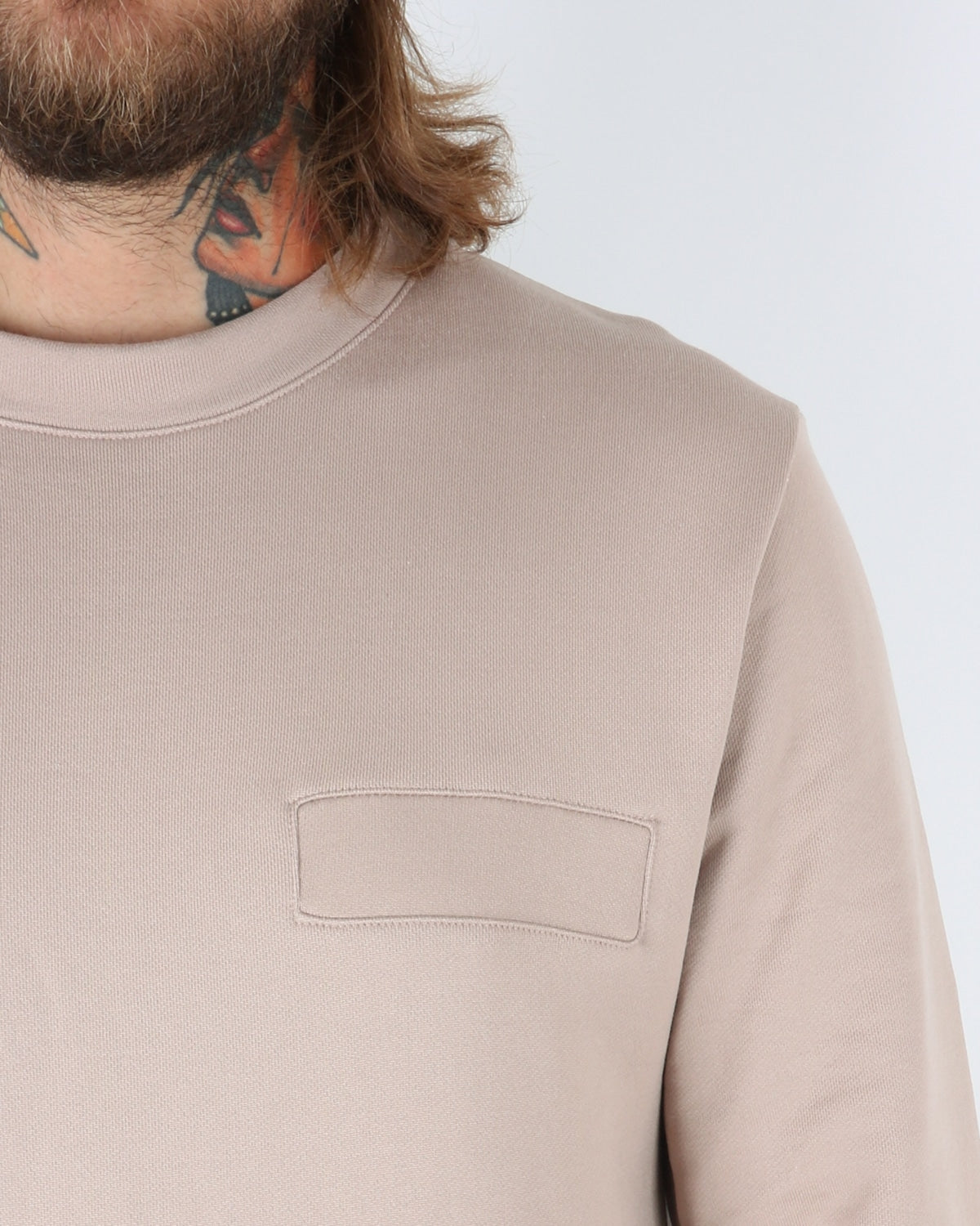 libertine libertine_east sweatshirt_nude_view_3_3