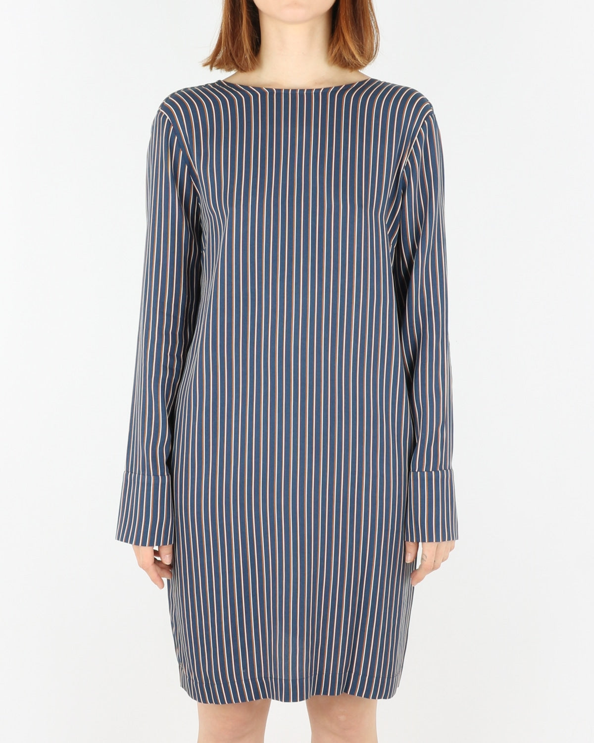 libertine libertine_enough dress_navy_view_2_3