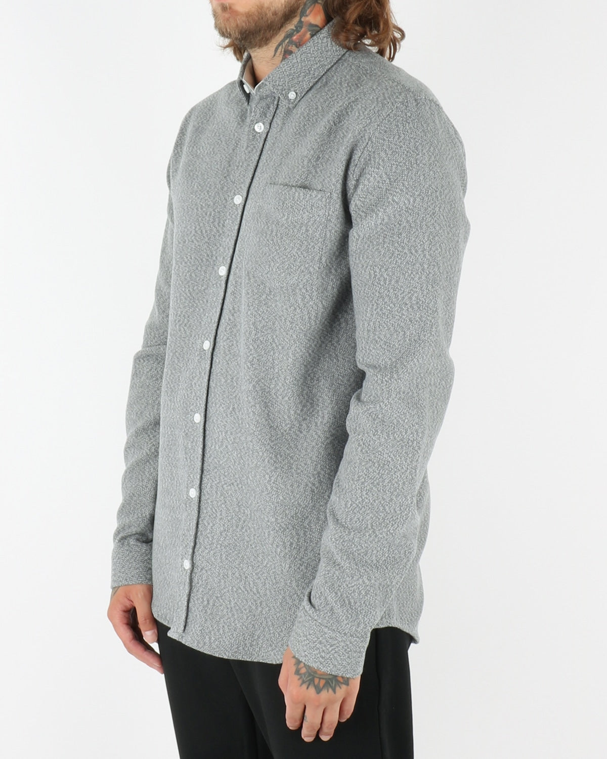libertine libertine_hunter draper_shirt_grey_view_2_3