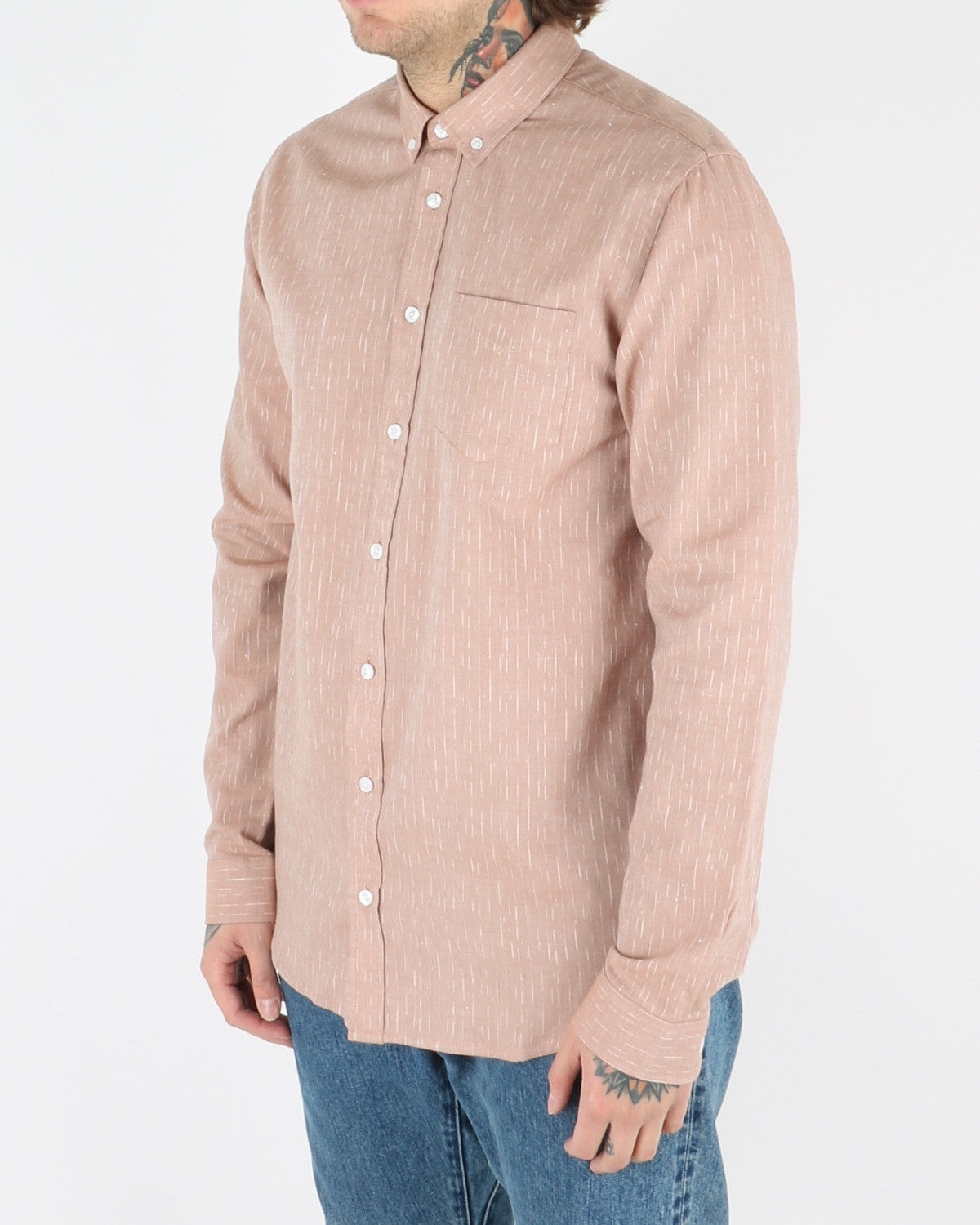 libertine libertine_hunter shirt_ochre_view_2_3