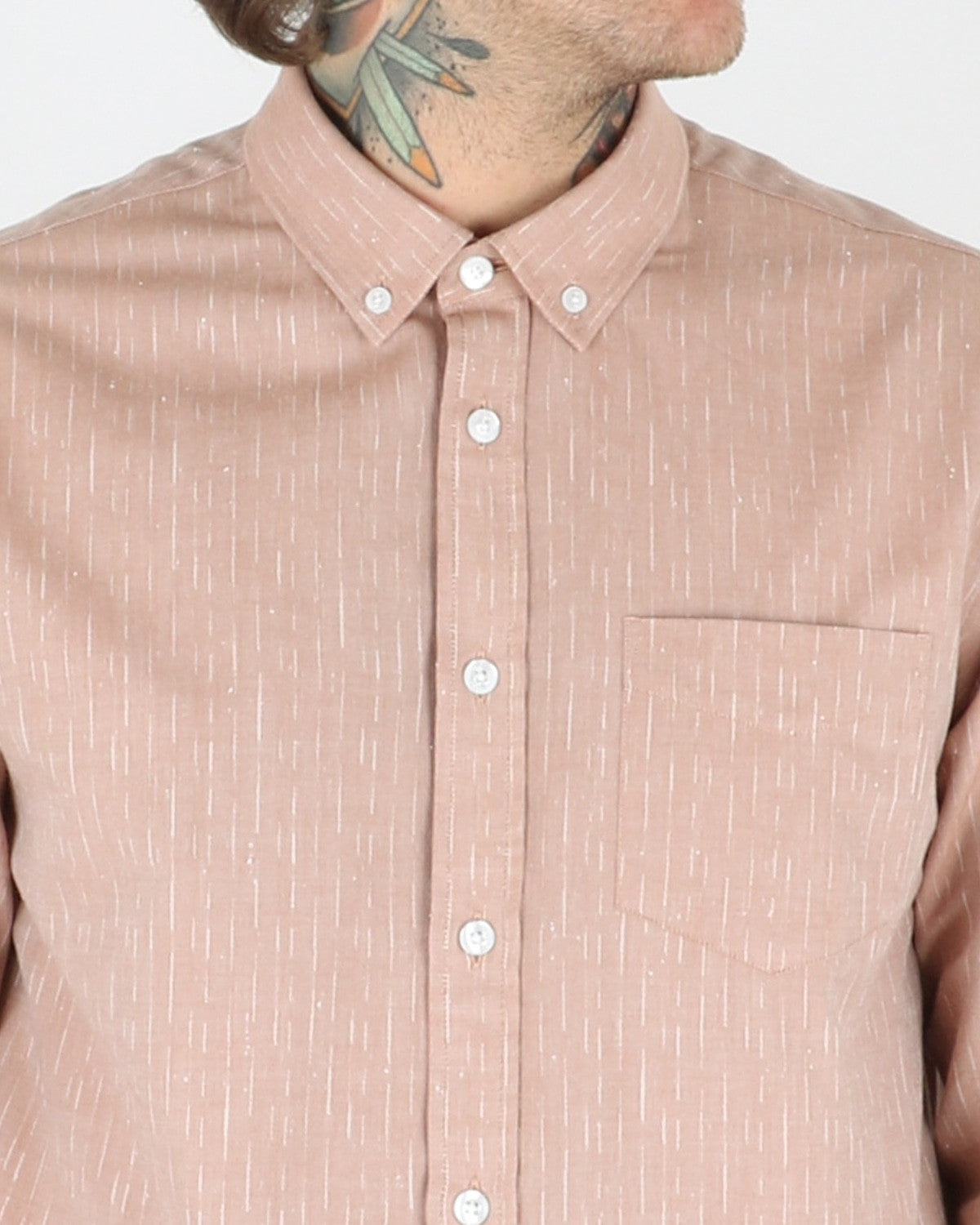 libertine libertine_hunter shirt_ochre_view_3_3