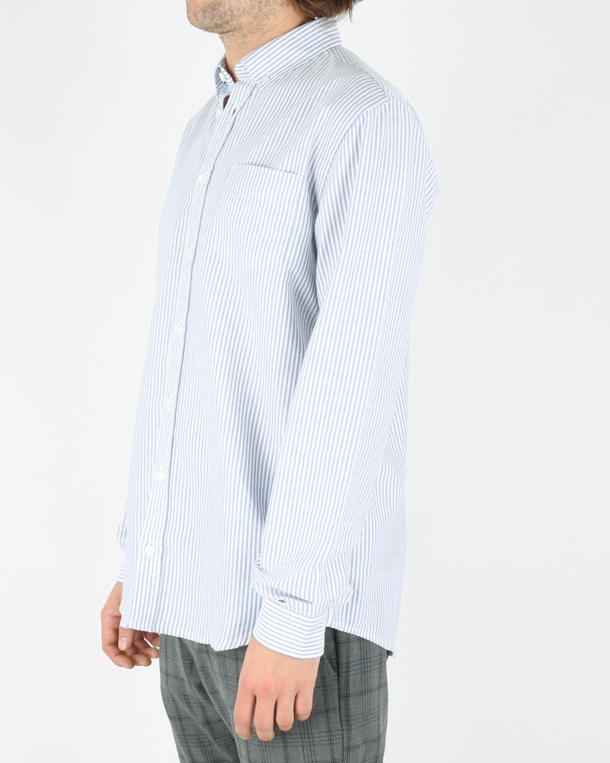 libertine libertine_hunter shirt_white w. blue stripes_2_4