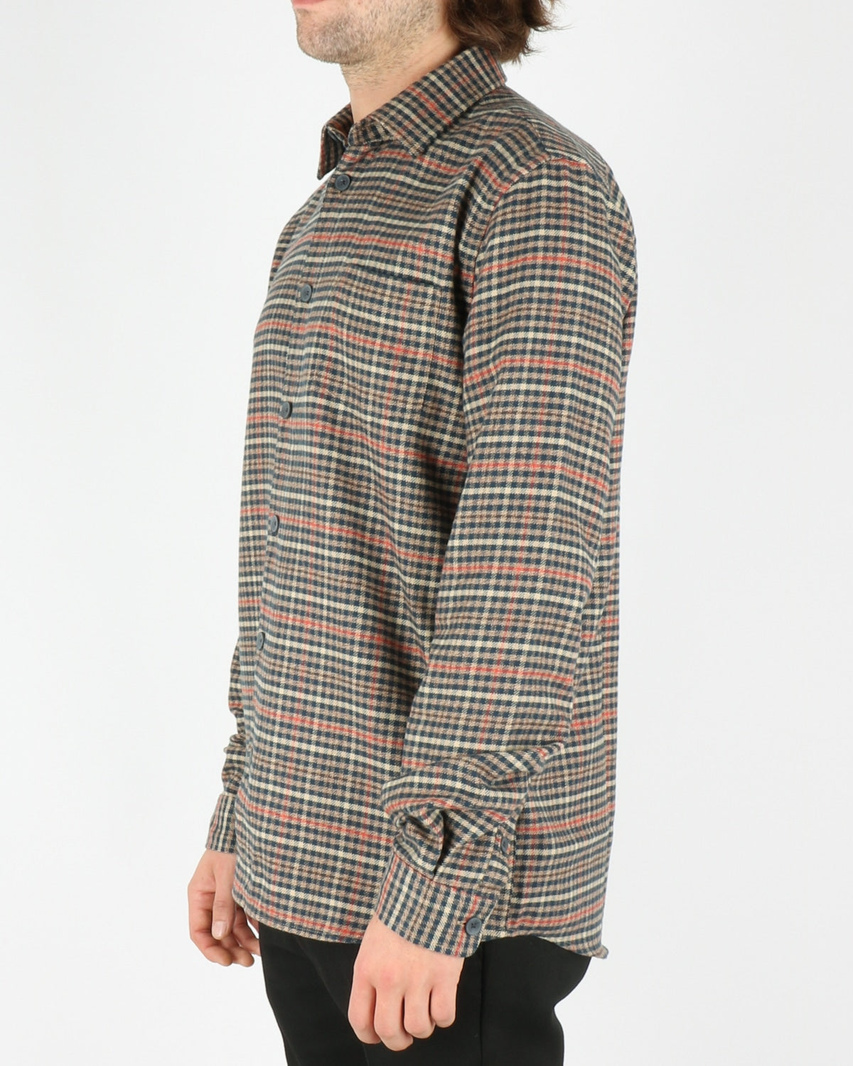 libertine libertine_miracle shirt_twill red check_2_5