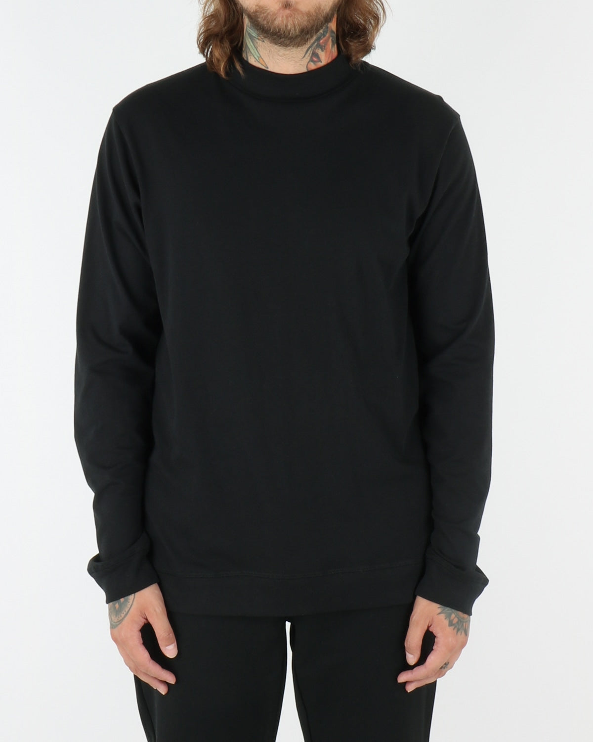 libertine libertine_murray_longsleeve_black_view_1_2