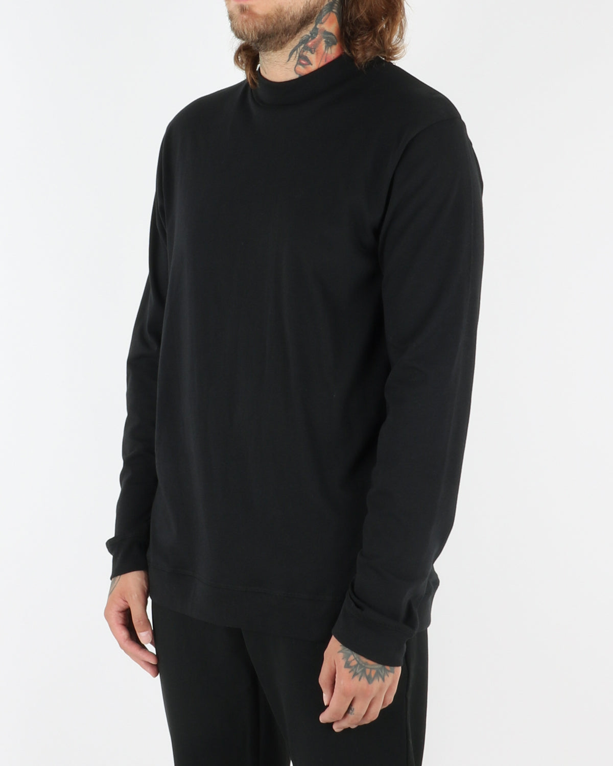 libertine libertine_murray_longsleeve_black_view_2_2