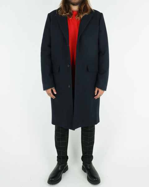 Pace Coat, dark navy
