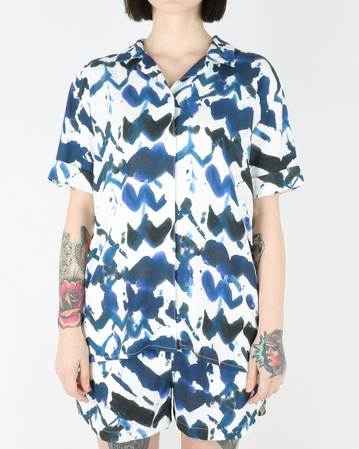 libertine libertine_page shirt_hq blue white navy_view_1_3
