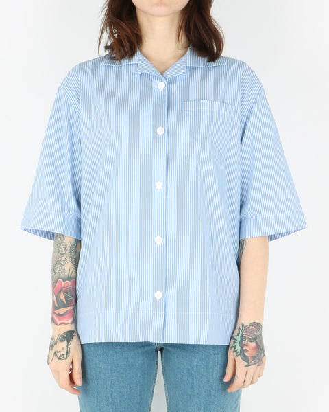 libertine libertine_planet shirt_blue stripe_1_3
