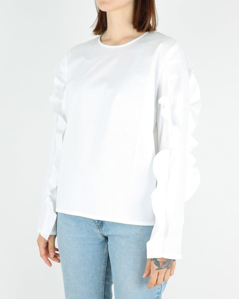 libertine libertine_rise blouse_white_view_1_3