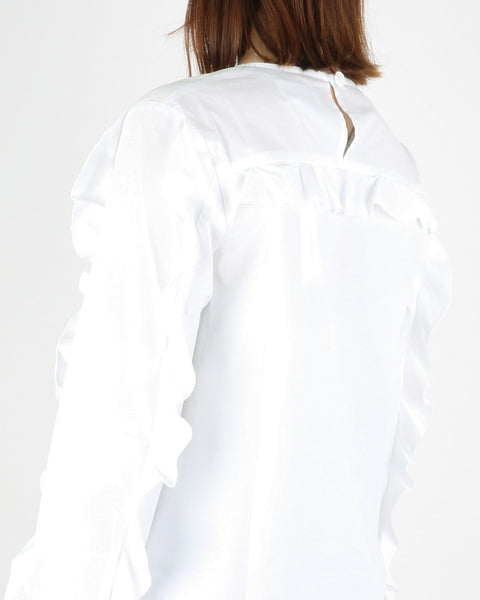 libertine libertine_rise blouse_white_view_3_3