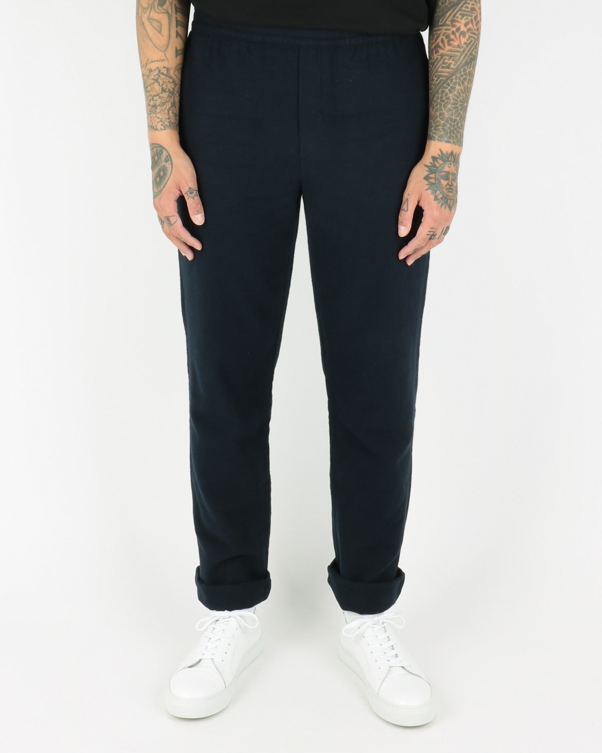 libertine libertine_slow pants_navy_view_1_2