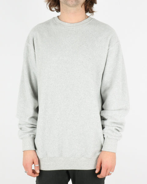 libertine libertine_society o-neck_grey melange_1_4
