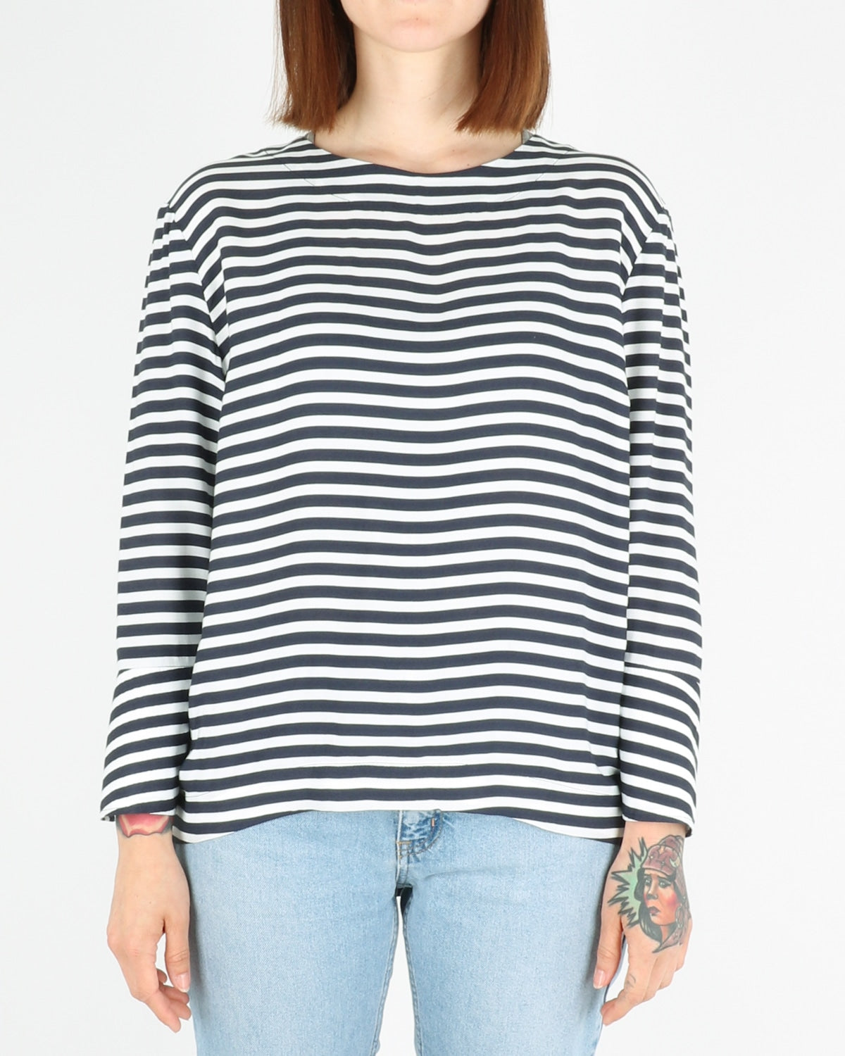 libertine libertine_unknown top_navy white_view_1_3