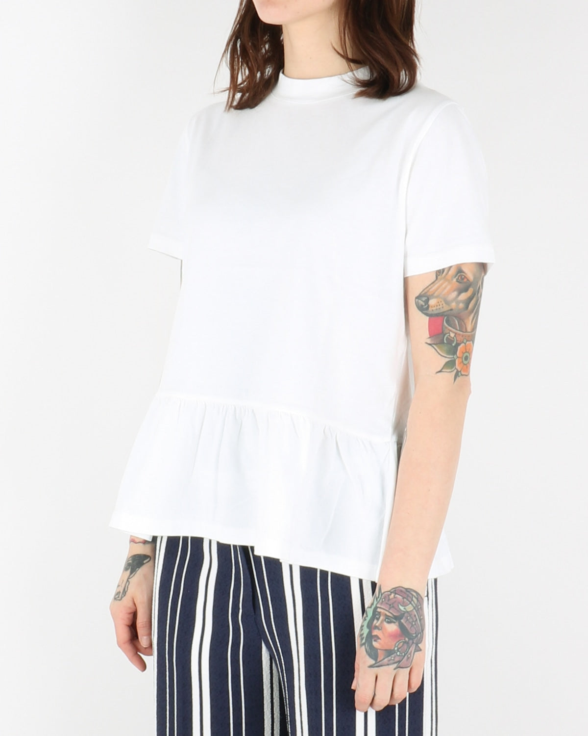 libertine libertine_wake blouse_white_3_4