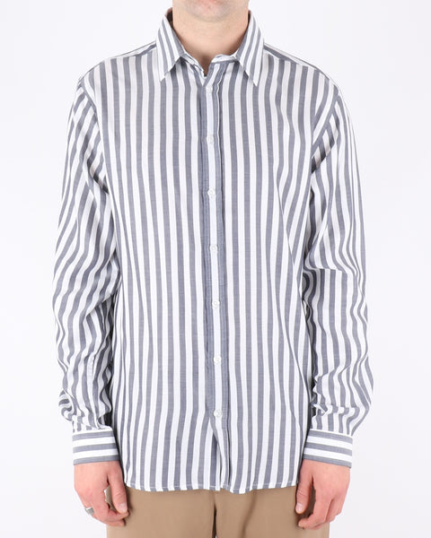 libertine libertine_babylon shirt_navy stripe_1_3