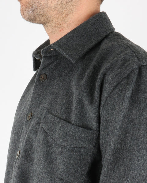libertine libertine_miracle shirt_dark grey melange_4_4
