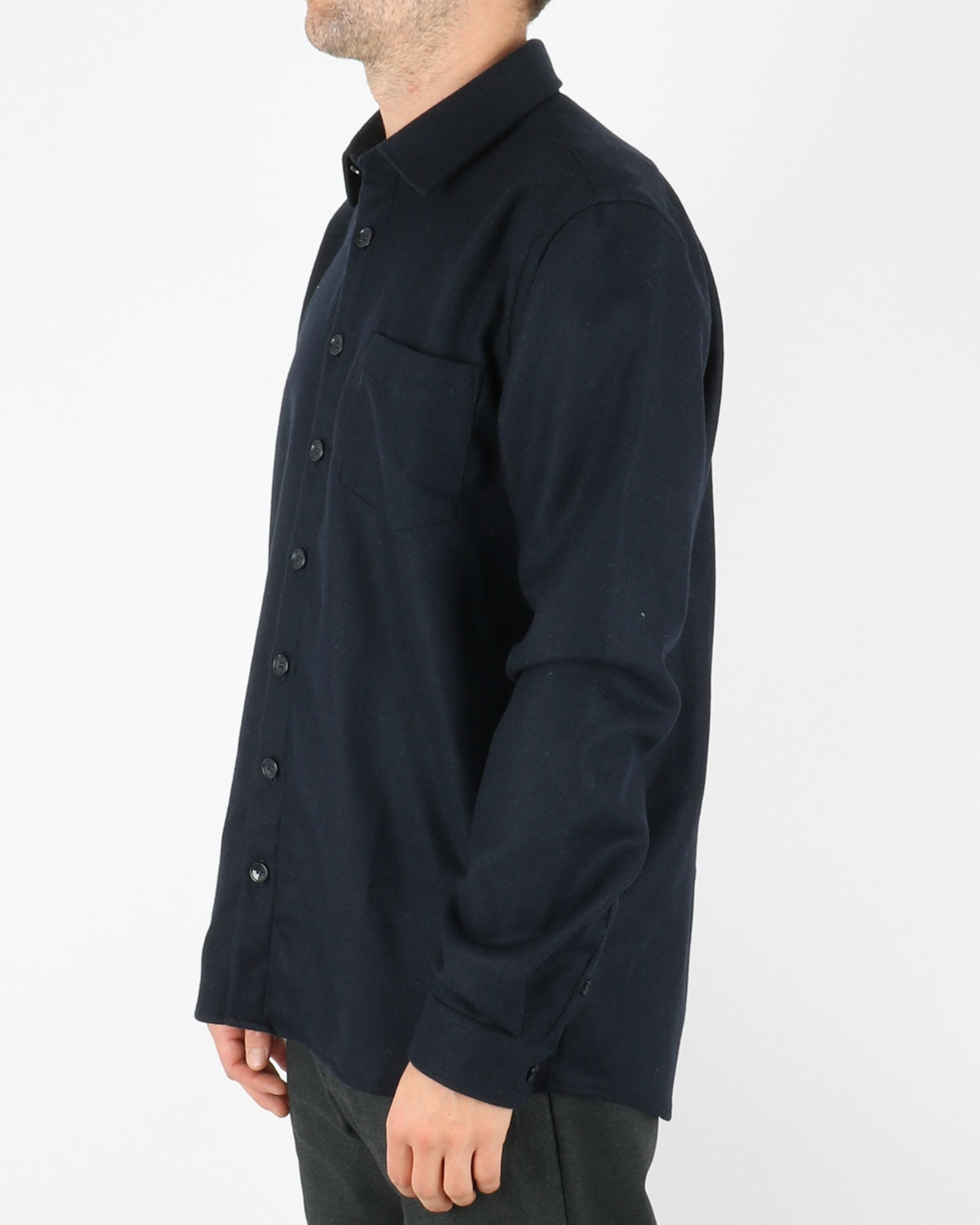 libertine libertine_miracle shirt_dark navy twill_2_4