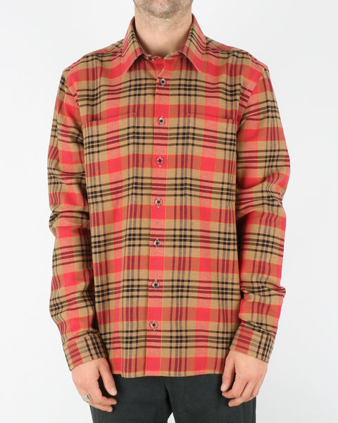 libertine libertine_novel shirt_chinese red check_1_4