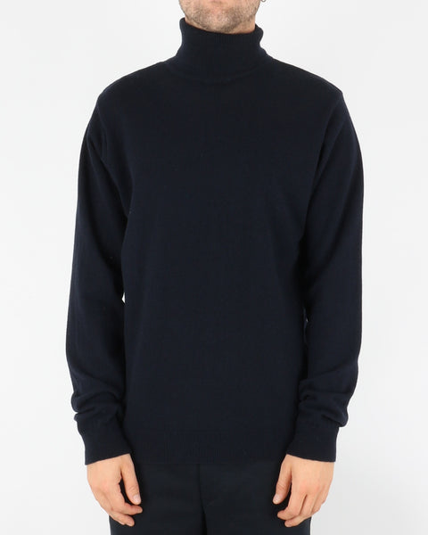 libertine libertine_volcano roll neck_dark navy_1_3