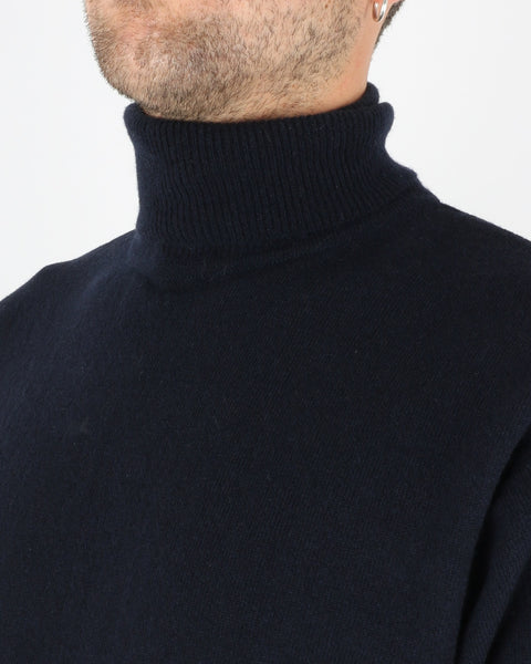 libertine libertine_volcano roll neck_dark navy_3_3