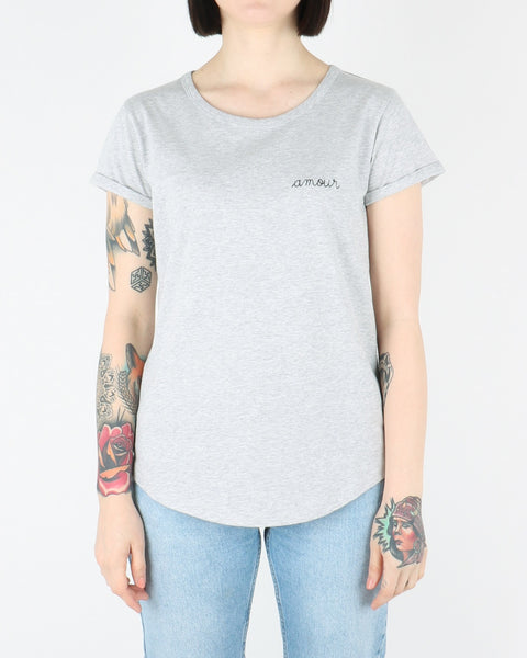 maison labiche_amour t-shirt_grey_view_1_3