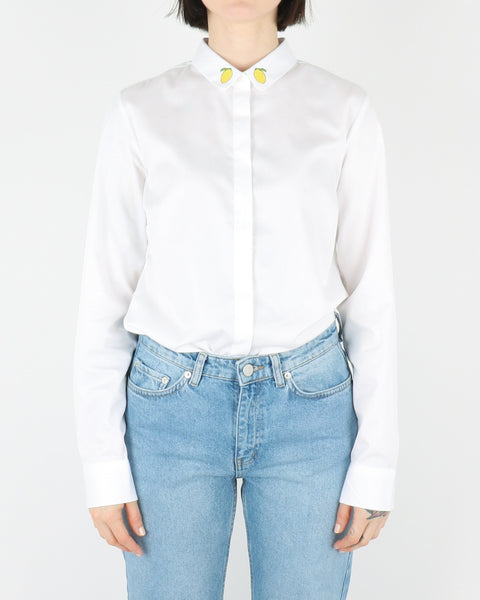 maison labiche_citron shirt_white_view_1_3