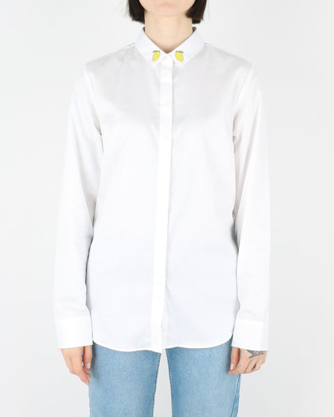 maison labiche_citron shirt_white_view_3_3