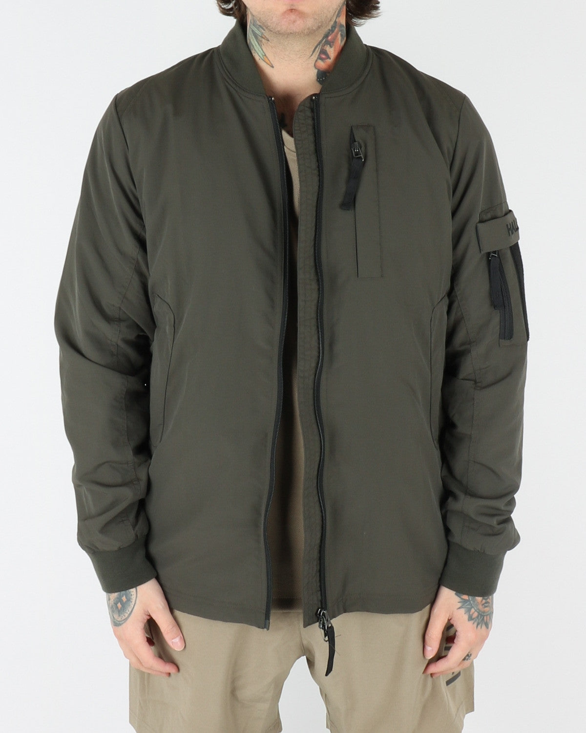 newline halo_flight jacket_c-130_olive_view_1_2