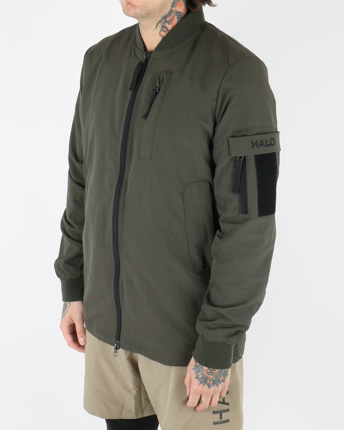 newline halo_flight jacket_c-130_olive_view_2_2