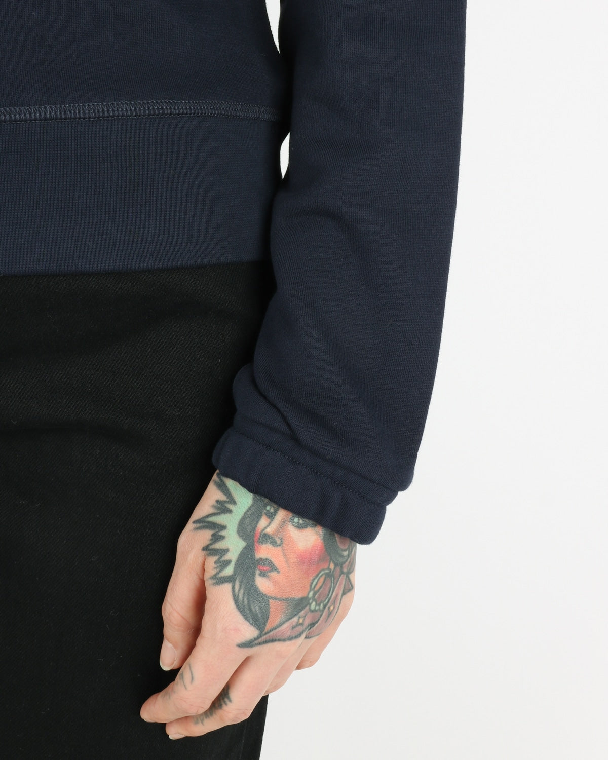 norse projects_elena sweat_dark navy_view_3_3