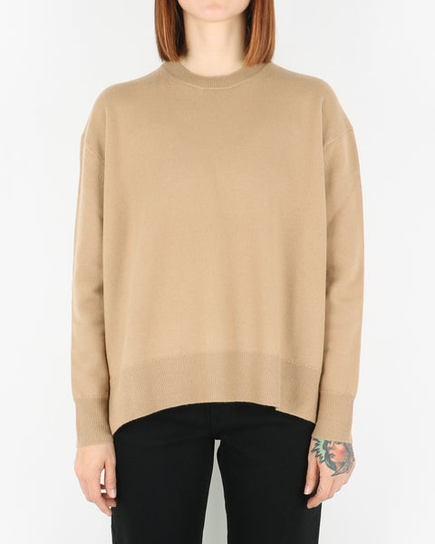 norse projects_olena boiled pullover_camel_view_1_3