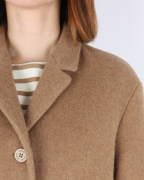 norse projects_sassy hairy woll coat_camel_view_3_3